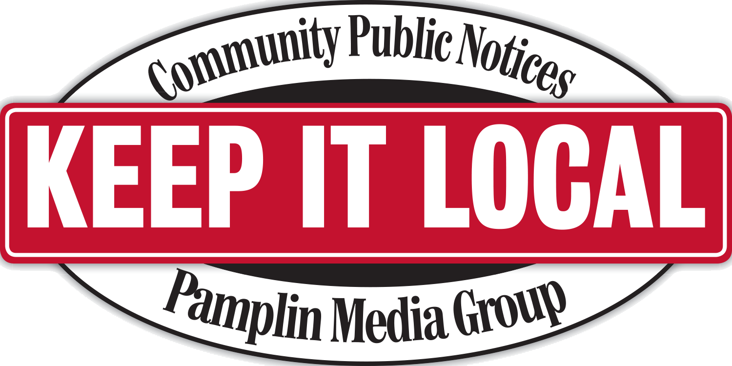 Public Notices – Stay informed and involved in your